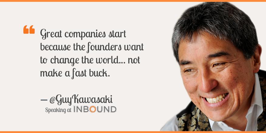 สิ่งที่ผมได้เรียนรู้จาก Guy Kawasaki